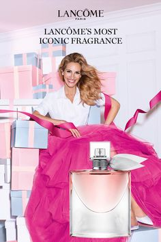 Who will you make happy today? Spread happiness with La Vie Est Belle, Lancôme's bestselling feminine fragrance.