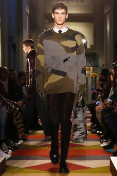 #Valentino #Menswear #FallWinter2015 #Paris