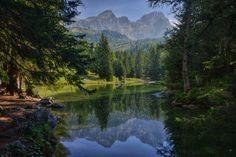 Almsee, Filzmoos, Austria by markfuhrmann Carinthia, Visit Austria, Berg, Amazing Nature, Touring, The Good Place, Places To Go, Scenery, Europe