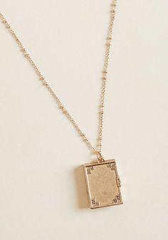 9d51b8a11dda Novel Idea Locket Necklace  locketnecklace Colgante De Llave