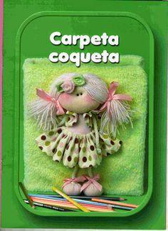 como hacer una muñeca de tela - Revistas de manualidades gratis