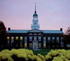 This is one of my favorite places in the world! This is the Bertrand Library at my alma mater, Bucknell University.