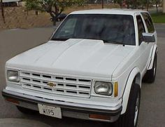 Chevy S10 Cowl Induction Hood - Bing Images