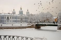 image WEEK-END HIVERNAL A SAINT-PETERSBOURG