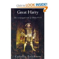 Great biography on Henry VIII.