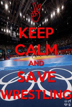 Love wrestling  #saveolympicwrestling