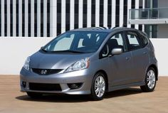 2009 Honda FitThe aptly named Honda Fit has more space inside than some small SUVs. The driver's spa... - American Honda Motor Co., Inc.
