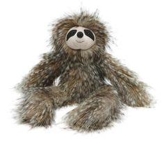 "Amazon.com: Jellycat Cyril Sloth - 17"": Toys & Games"