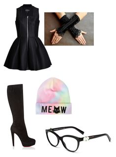 """Untitled #23"" by lilyloading on Polyvore featuring Christian Louboutin"
