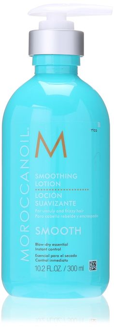 Moroccan Oil Smoothing Lotion, 10.2 Fluid Ounce