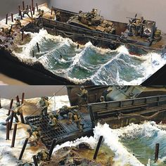 06 de junho de 1944. Dia D. Parte 2 6 June 1944. D-Day Part 2 Scale 1/35 By…