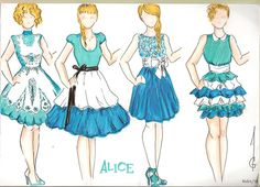 Disney - Alice More : http://audreygianelli.wix.com/audreygianelli