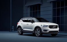 THE ALL NEW VOLVO in 2018 . The compact SUV, by Volvo Cars. Introducing the new Volvo – the small SUV that's big on innovation. With expressive design, ingenious storage and smart technology, it's built for city life. Audi Q3, Volvo Xc60, Mercedes Benz Gla, Volvo Models, Automobile, Carros Premium, Small Suv, Bmw I3, Visualisation