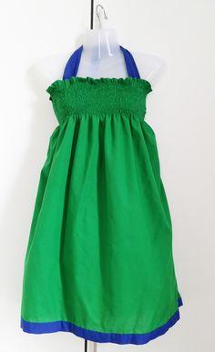 Gathered-dress-sewin