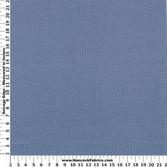 Absolutely Cotton - Dark Blue Double Dots Cotton Fabric - Absolutely Cotton Quilting Prints