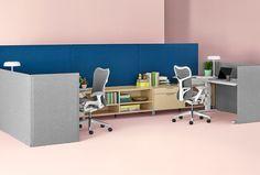 Canvas Office Landscape - Office Furniture System - Herman Miller