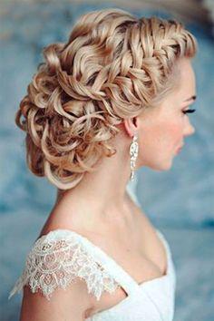 30 Stunning Summer Wedding Hairstyles ❤ See more…
