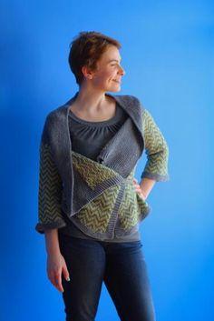 Heraldry - Knitting Patterns and Crochet Patterns from KnitPicks.com