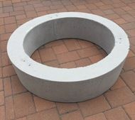 Concrete Camp Fire Ring