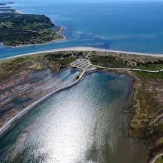 Rainbow Haven from @drdrone . . . #DJI #Phantom4 #Canada #NovaScotia #Dartmouth #Halifax #Beach #Summer #Blue #Beautiful #Drone #Drones #Dronestagram #Amazing #Cool #Life #Love #DrDrone