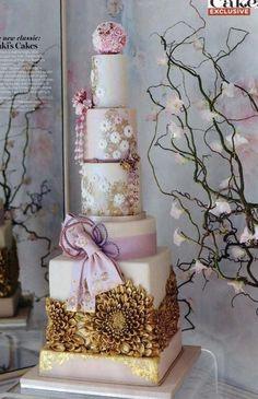 Wedding CAKES Unique