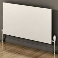 The Reina Slimline Horizontal Radiator is a single panel radiator will look amazing in any room of the house. Buy this radiator online NOW! Slimline Radiators, Panel Radiators, Horizontal Designer Radiators, Bathroom Color Schemes, Towel Rail, Contemporary Design, Branding Design, It Is Finished, House