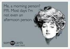 this is true on rainy days...