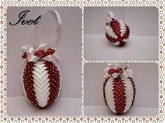 Ivettulka / patchworkové vajíčko
