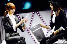 #Yoona #Sunny #Soonkyu #SNSD #live #Sunyoon