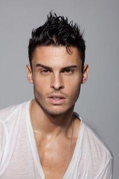 Men's hairstyle | Baptiste Giabiconi