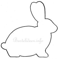 ostern on pinterest basteln easter bunny and easter. Black Bedroom Furniture Sets. Home Design Ideas