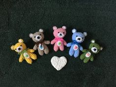 Bebè Amigurumi Tutorial Uncinetto - Muñeca Crochet (Eng Sub) - Doll Crochet - YouTube