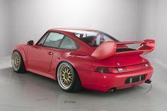 1995 Porsche 911 / 993 Cup CARRERA RS CUP LHD