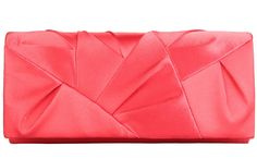 Grace Angel Women's Satin Pleated Evening Clutch Bag Wedding Bridal Prom Purse Handbag GAS6631S >>> You can find more details by visiting the image link.