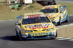 British Touring cars.