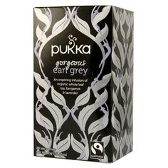 Pukka Gorgeous Earl Grey Tea