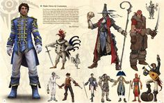 #ClippedOnIssuu from The Art of Fable III
