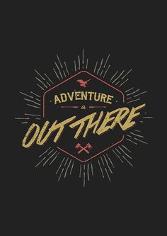 ADVENTURE IS OUT THERE by snevi #tshirts, #hoodies, #stickers, #iphonecases…