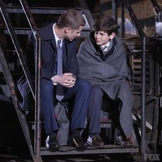 Kenneth R. Morefield reviews the pilot episode of Fox's GOTHAM at 1More Film Blog.
