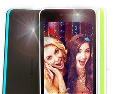 InFocus Bingo 10 - 5+5 MP Camera & dual flash phone