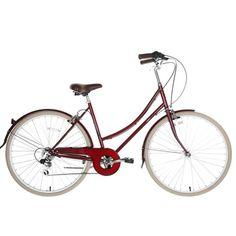 Muévete con estilo con la bici de moda: Bicicleta Metropole de Divinity