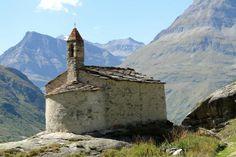 La chapelle Ste Marguerite du hameau de l'Ecot