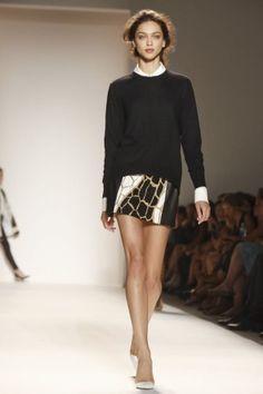 Rachel Zoe Spring Summer Ready To Wear 2014 New York #MBFW #NYFW
