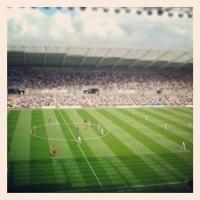 ThrowbackThursday: Liberty Stadium 2005 Swansea 1-1 Fulham