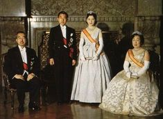Asian Royal Wedding - Imperial Family of Japan The marriage of Crown Prince Akihito to Michiko Shoda on April Michiko was the first commoner to marry a future emperor of Japan.
