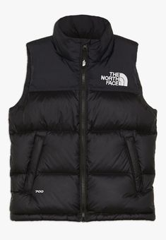 Vest Outfits, Sporty Outfits, Trendy Outfits, Fall Outfits, Cute Outfits, Lala Berlin, Gina Tricot, North Face Jacket, Black North Face Vest
