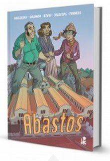 "Via-News.es - ""Abastos"" (Paco Abelleira, Pedro J. Colombo, Victor Rivas, Beatriz Iglesias y Sagar Fornies, 3 Pintamonas)"