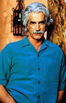 "Sam Elliott. I was never one to have ""movie/tv"" cruch, but I do find him very sexy!!!"