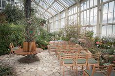 Hochzeitsreportage im botanischen Garten Berlin Dahlem
