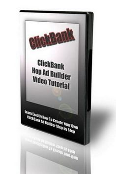If you are a ClickBank affiliate, then there is good news for you. ClickBank has released a fabulous new tool called Hop Ad Builder. This tool or widget lets you create AdSense type Text Ads or a Tabbed Ad Box for ClickBank products which you can display on your Web site or blog.-Download This Software At: http://www.tradebit.com/filedetail.php/9152883-10-clickbank-hop-ad-builder-video-tutorials